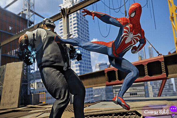 تحميل لعبة سبايدر مان 4 Spider Man للكمبيوتر من ميديا فاير