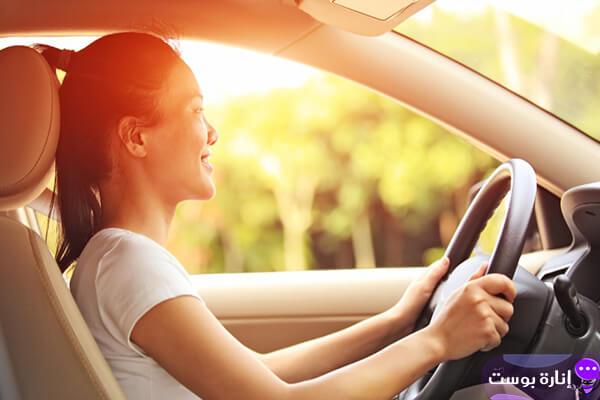 تفسير حلم قيادة السيارة في المنام لابن سيرين