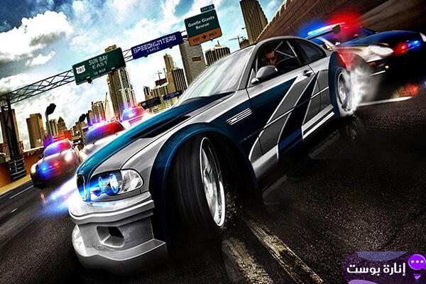 قصة لعبة need for speed most wanted للكمبيوتر