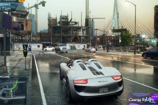 تحميل لعبة 2005 Need For Speed Most Wanted للكمبيوتر من ميديا فاير